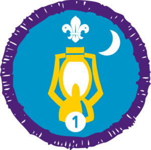 Cuffley Scout, Cuffley Scouts, Award, Nights Away, Hikes Away, Progressive