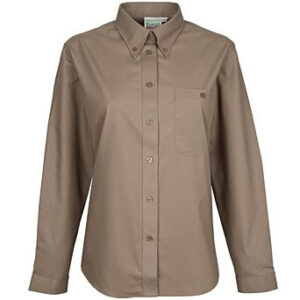 Ladies, Woman, Female, Explorer Scout, Blouse