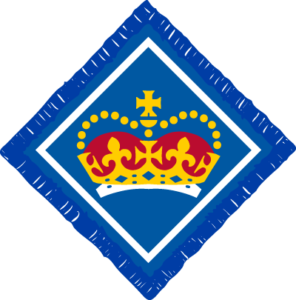 Queens Scout. First Cuffley Explorer Unit. DofE, highest Scout Award,