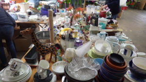 Jumble Sale, Toys, Games, Books, Media, Clothes, Household items, Antiques, Vintage treasures, china,