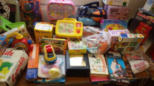 Toys, Games, Books, Media, Cuffley Scouts Jumble Sale