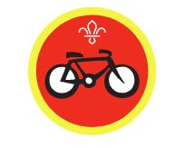 Cub Scout Cyclist Badge, Cuffley Scout Group