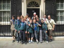 10 Downing Street 2010