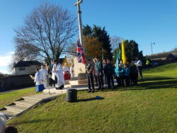 Northaw & Cuffley 100th Armistace
