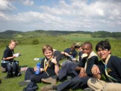 Chilterns' Hike 2009