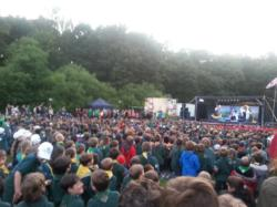 Cubs,Cub,100,Hertfordshire Scout County,Tolmers Camp,Cuffley