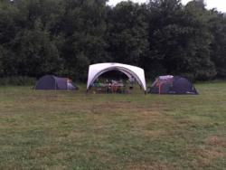 Cuffley,Explorers,Camping,Lees Wood,