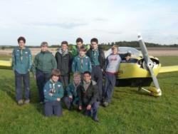 Gliding Day 2012