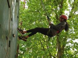 May Camp 2019 Scout PL Abseil