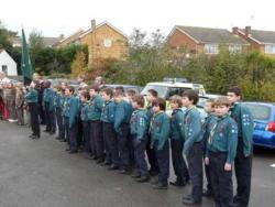 Remembrance Parade 2009