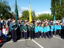 St Georges Day Parade 2009