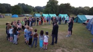 First Cuffley Scout Group, Group Camp, Phasels Wood, Beavers, Cubs, Scouts, Explorers
