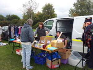 1st Cuffley Scout Group Raising Money 1st Cuffley Scout Group