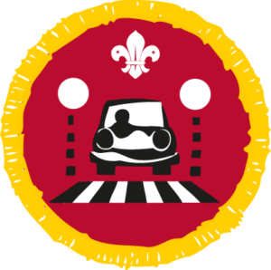 Cub Road Safety Badge