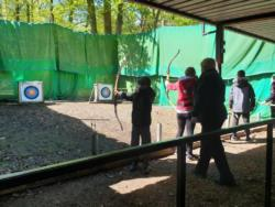 May Camp 2019 Scout Archery