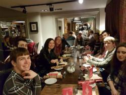Crew Dinner