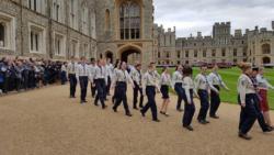 Windsor parade
